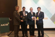 WRDS-SSRN Innovation Award™ Presented to the KAIST at AACSB Conference in Korea 이미지